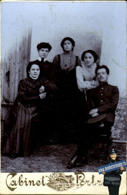 Пашковская. Фотограф неизвестен