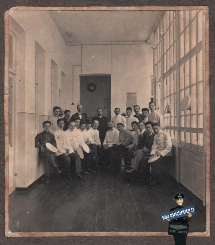 Екатеринодар. Учебное заведение не известно, 11 февраля 1912 года