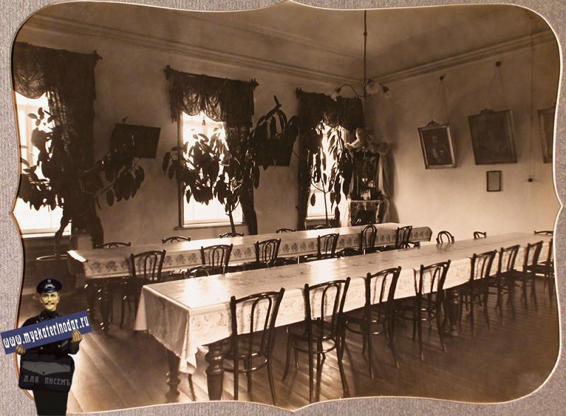 Екатеринодар. Вид части столовой общины, 1915 год