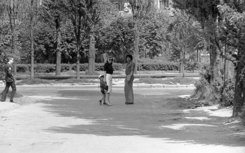 Краснодар. ул Карла Либкнехта, 1979 год