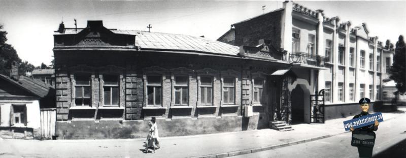 Краснодар. Дом Иоффе Ш.Г., 1988 год