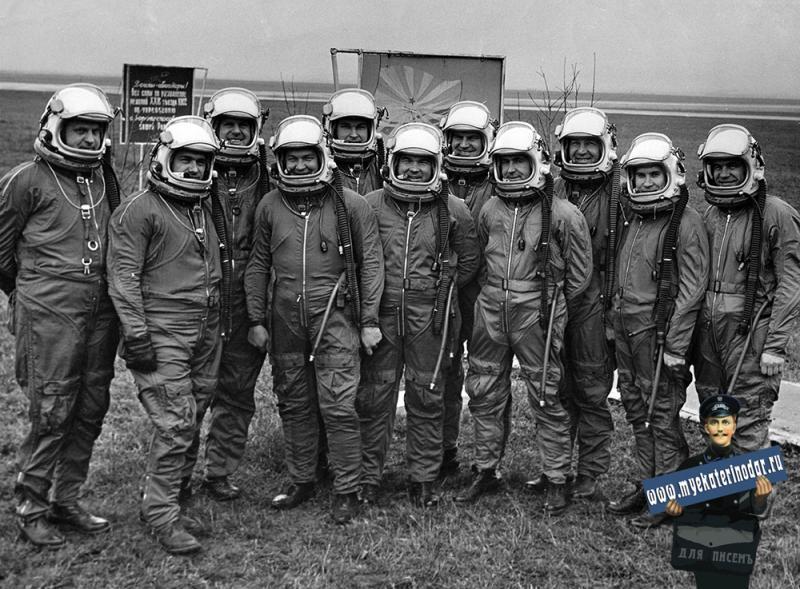 Краснодар. Эскадрилья на лётном поле Краснодарского лётного училища.