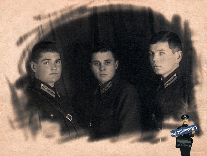 Краснодар. Февраль 1942 года.