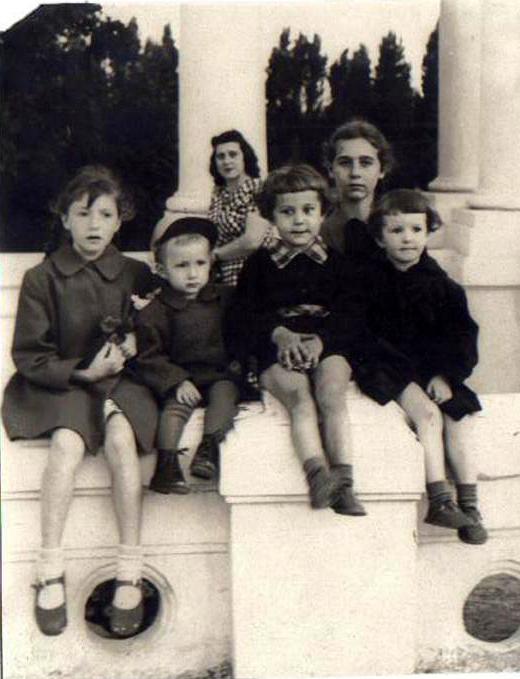 Краснодар. Горпарк, 1955 год
