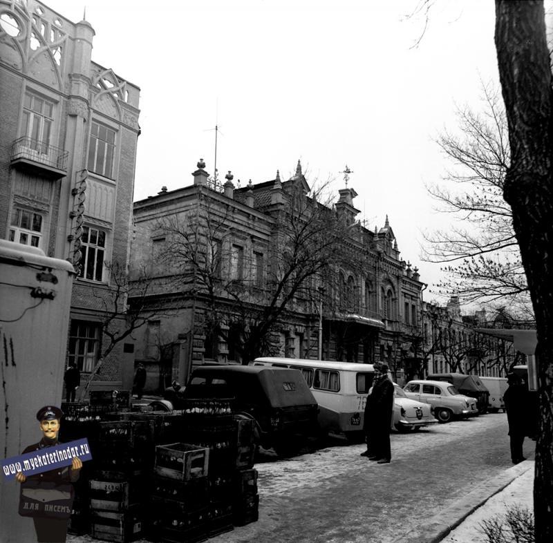 Краснодар. Историко-краеведческий музей, 1975 год
