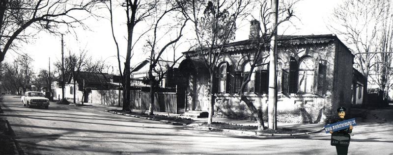 Краснодар. Улица Леваневского, 53. 1989 год
