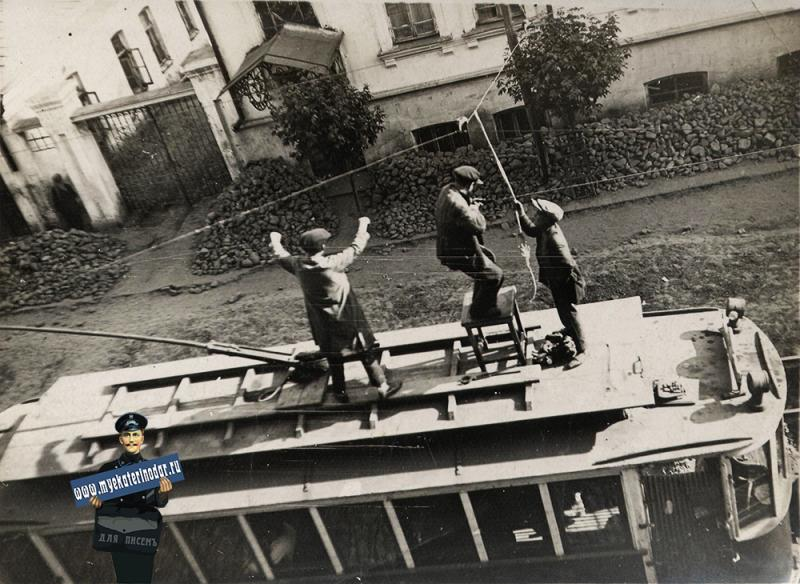 Краснодар. Место не известно,  май 1934 года