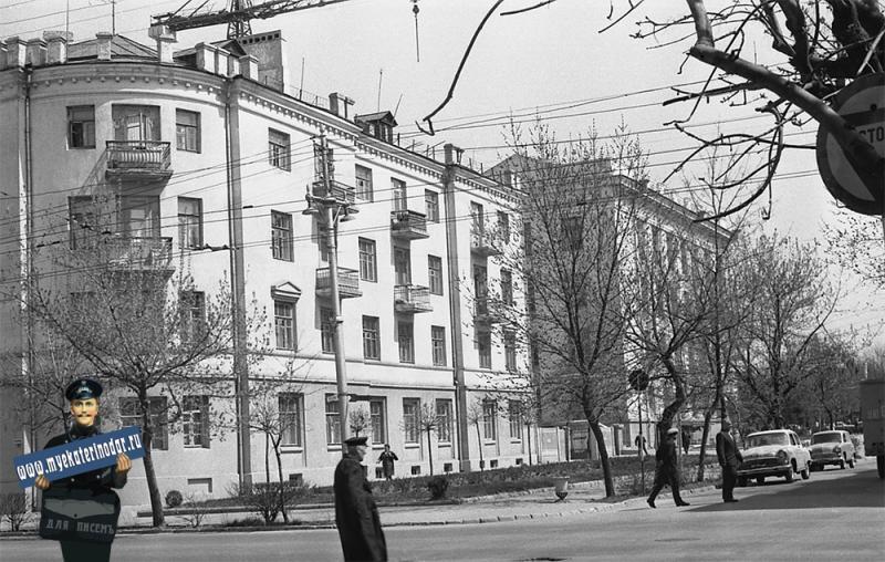 Краснодар. На улице Ленина