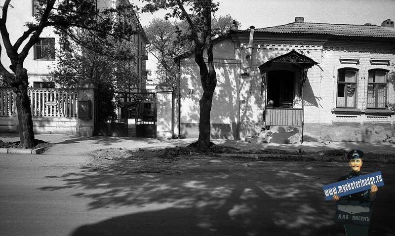 Краснодар. На улице Октябрьской. № 71
