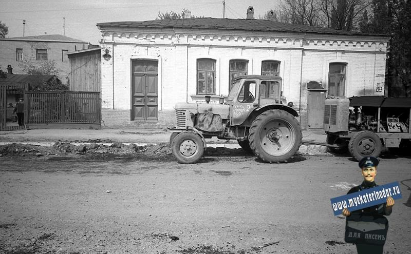 Краснодар. На улице Октябрьской. № 89