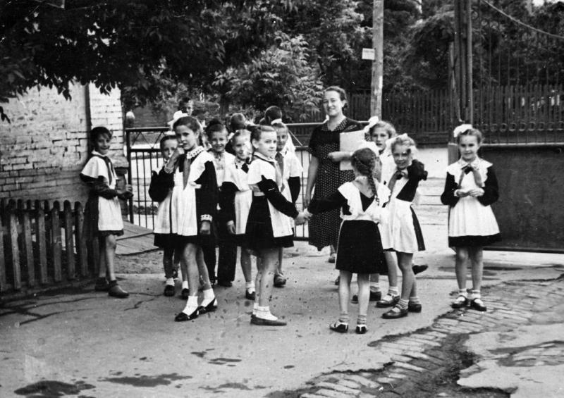Краснодар. Начальная школа №3