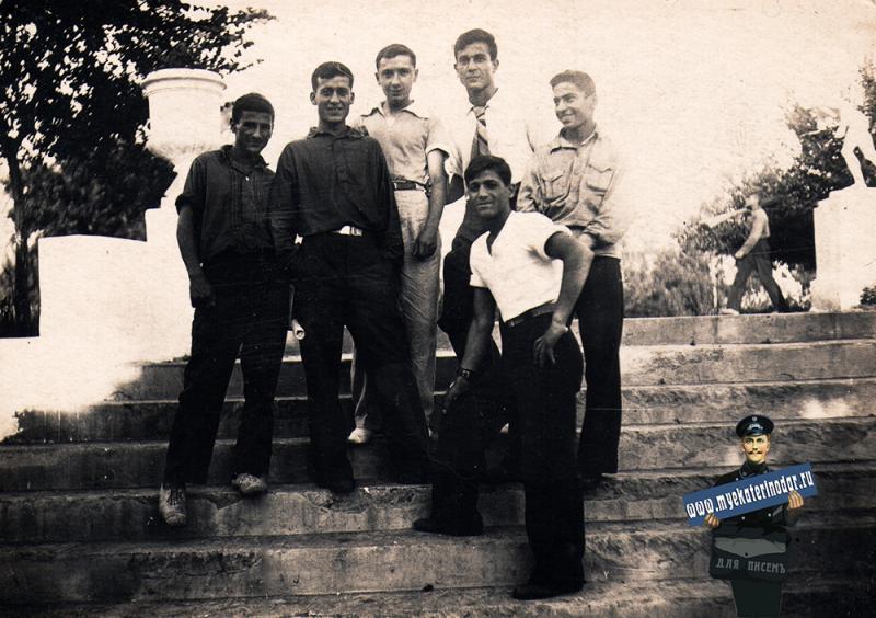 Краснодар. Парк им.М.Горького ???, 1940 год