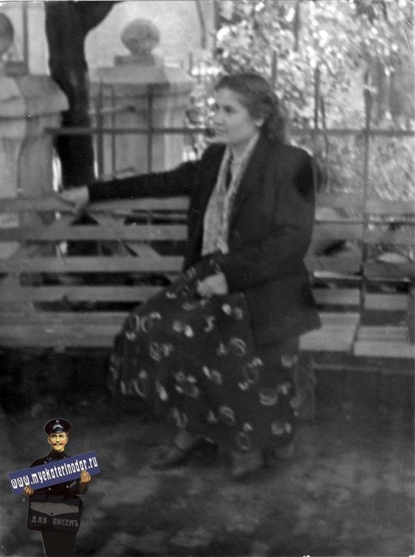 Краснодар. Помогите определить место, 1956 год