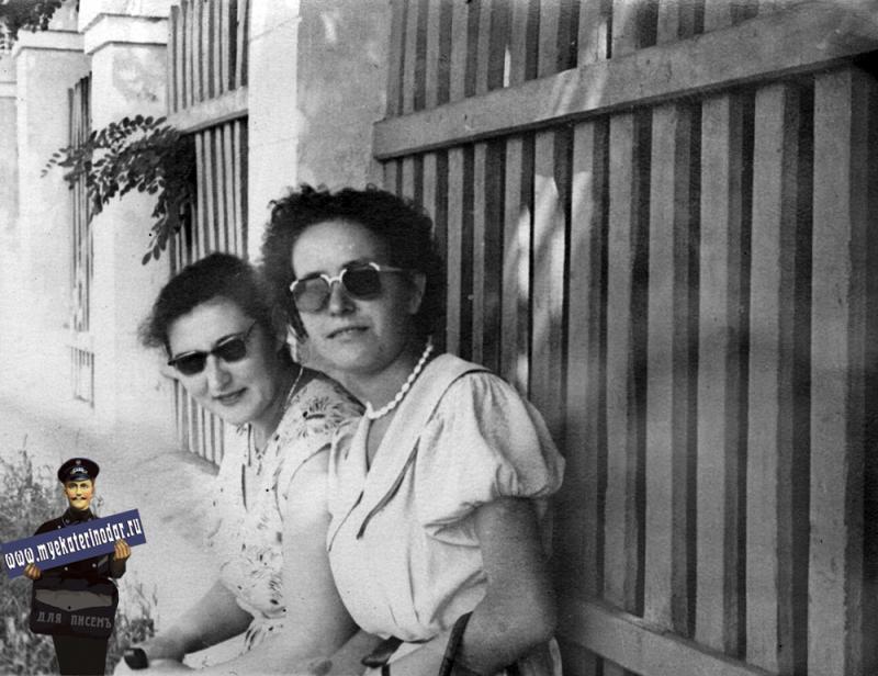 Краснодар. Помогите определить место, 1959 год