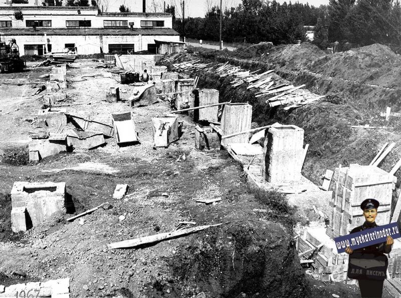"""Краснодар. Строительство опытного завода """"ВНИИКАнефтегаз"""" (""""Промавтоматика"""")"""