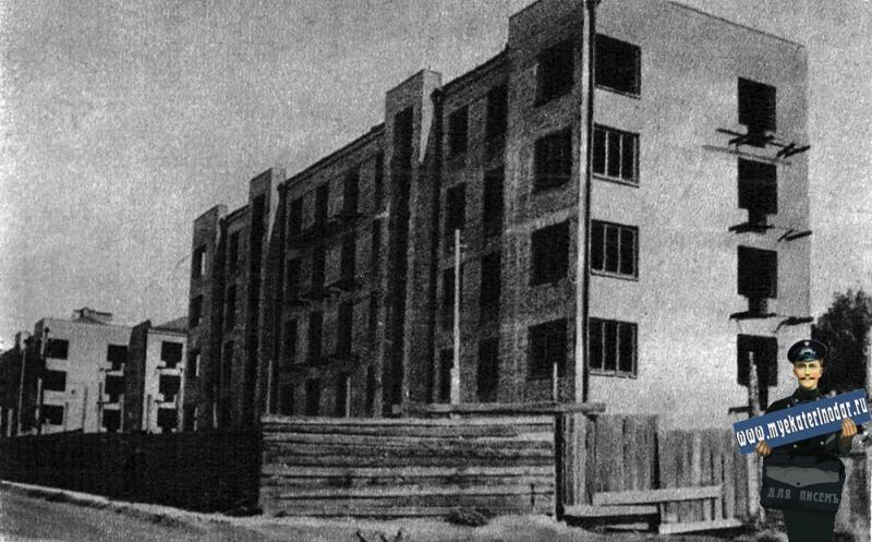 Краснодар. Строительство стоквартирного дома