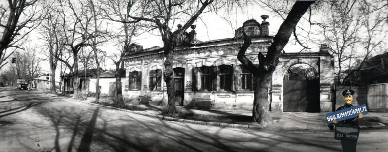 Краснодар. ул. Леваневского, 38. Дом домовладельца Соторева И.И.