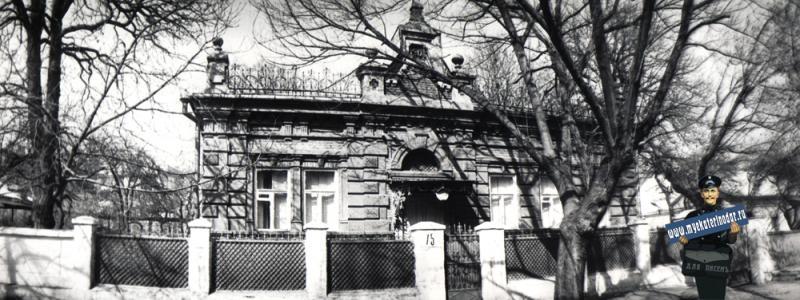 Краснодар. Улица Орджоникидзе, 75. 1988 год
