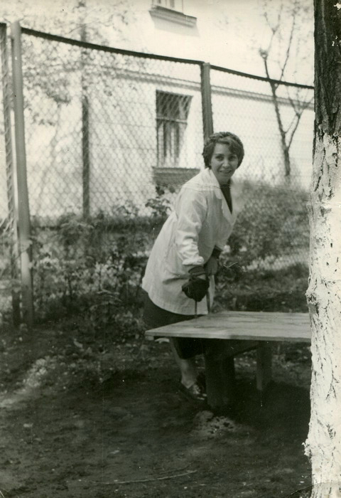 Краснодар. В детском саду № 89, 1978 год