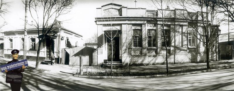Краснодар. Янковского 36, 1989 год.