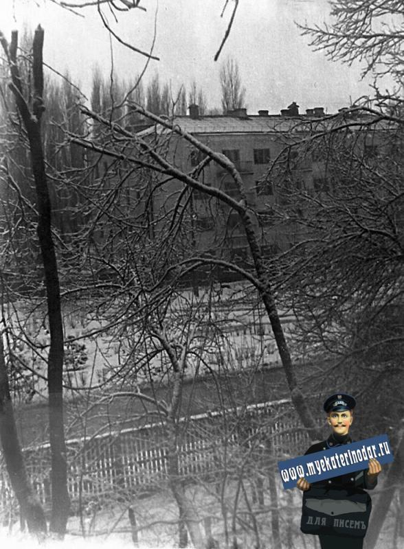 Краснодар. Улица Кубано-Набережная, 40