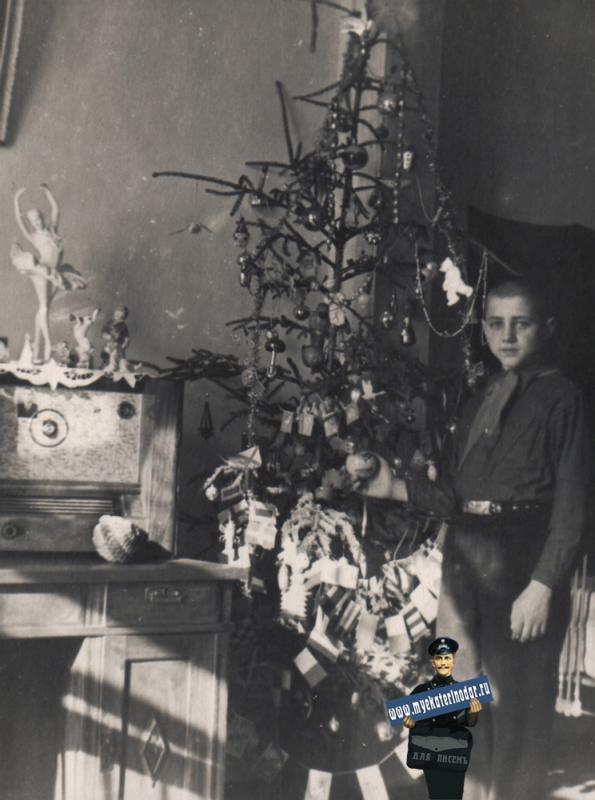 Новый Год, 1953-1954 год
