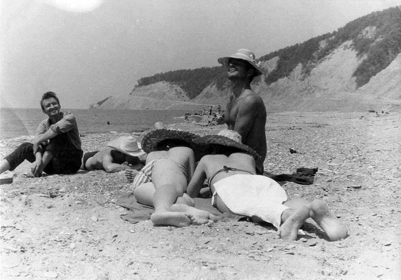 Пос. Лермонтово, 1964 год