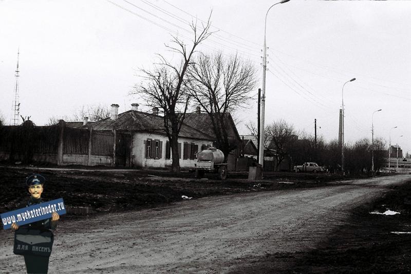 Краснодар. Ул.Маяковского, 1978 год.