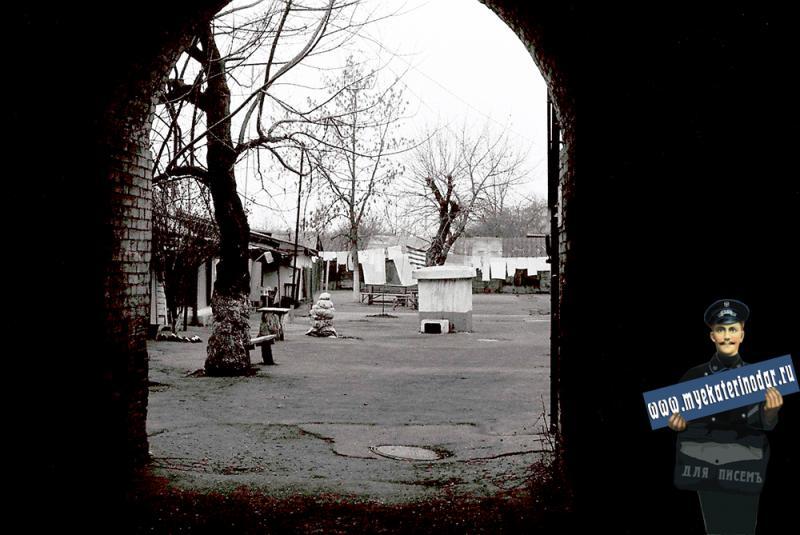 Краснодар, ул.Шаумяна, 1979 год.