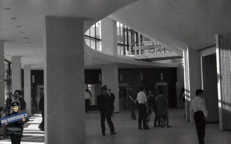 Краснодар. В цирке, 1971 год