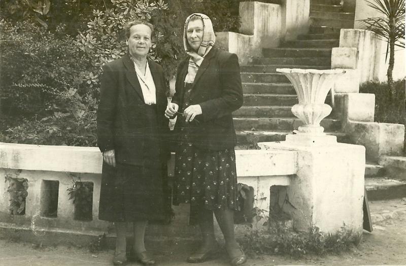 В Городском парке, 1959