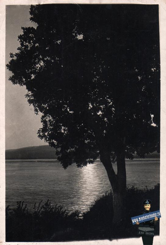 Геленджик. Ночь, 1937 год