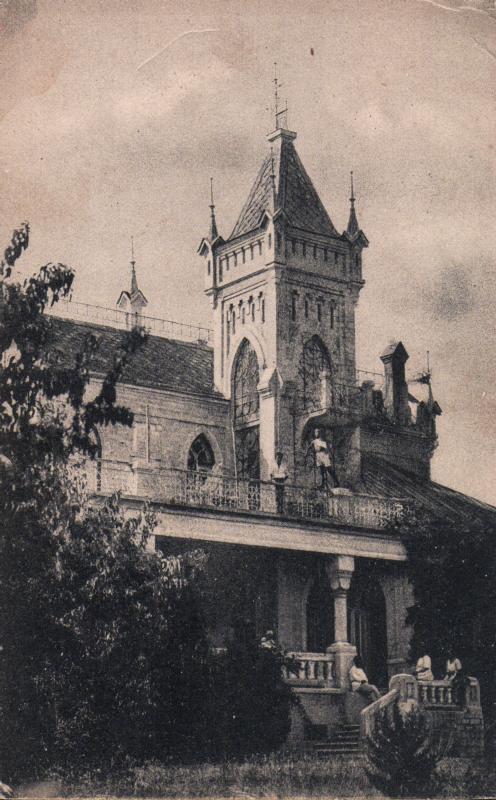 Геленджик. Санаторий № 2 на Тонком мысу, 1930-е